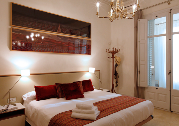 Hotel boutique sentirse como en casa ca la maria for Casas viejas remodeladas