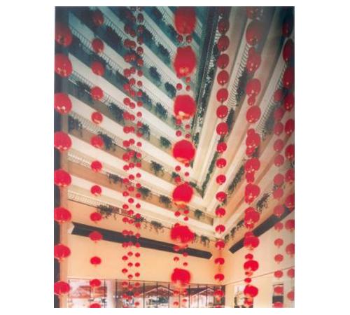 Andreas Gursky | Singapore II, 1997 | Fotografía