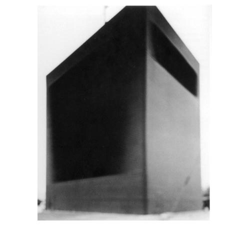 Hiroshi Sugimoto | Signal Box- Herzog & De Meuron, 1998 | Fotografía